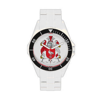 Fin Family Crest Wrist Watch