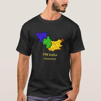 FIN kultur logo T-Shirt