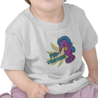 Fin-Tastic Seahorse Baby T-Shirt
