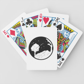 final adventure bicycle playing cards