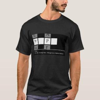 Final Crossword Solution T-Shirt