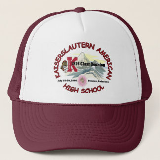Final Logo Trucker Hat