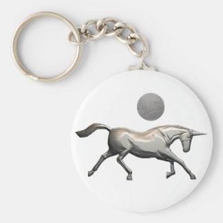 Final Myth Basic Round Button Key Ring