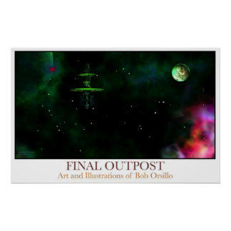 Final Outpost Print