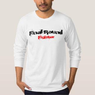 Final Round Champion Shirt - Custo... - Customized