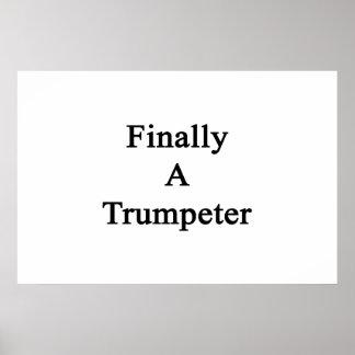 Finally A Trumpeter Print