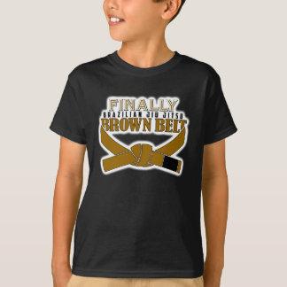 Finally BJJ Brown Belt !!! T-Shirt
