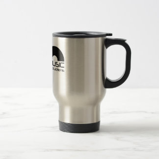 finally music thermal cup stainless steel travel mug