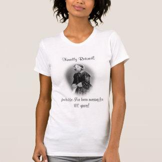 Finally Retired!-Florence Nightingale Humor Shirt