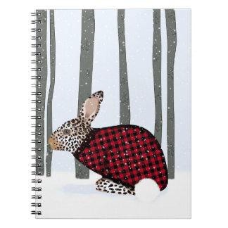 Finally Warm Spiral Notebook