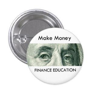 Finance Education Button