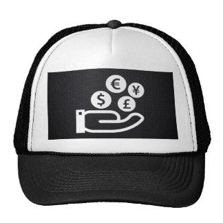 Finances Pictogram Cap