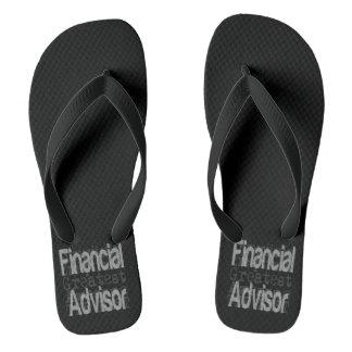 Financial Advisor Extraordinaire Thongs