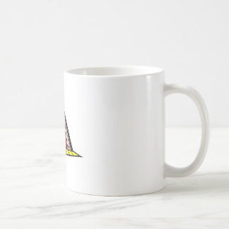 Financial Building Basic White Mug