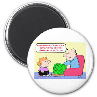 financial facts of life magnets