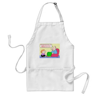 financial facts of life standard apron