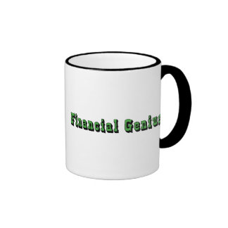 Financial Genius Mugs