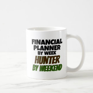 Financial Planner by Week Hunter by Weekend Coffee Mug