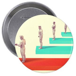 Financial Services or Fintech Company as Concept 10 Cm Round Badge