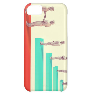 Financial Services or Fintech Company as Concept iPhone 5C Case