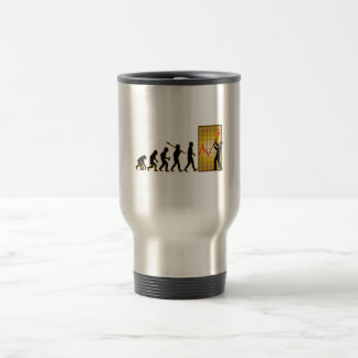 Financial Trader Stainless Steel Travel Mug