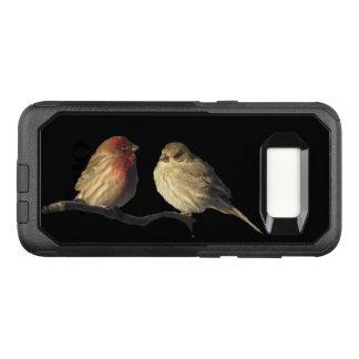 Finch Birds Animal OtterBox Galaxy S8 Case