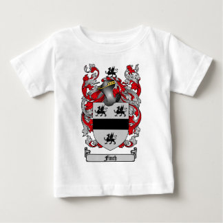 FINCH FAMILY CREST -  FINCH COAT OF ARMS BABY T-Shirt