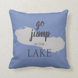 Finch Lake Pillow
