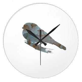Finch Large Clock