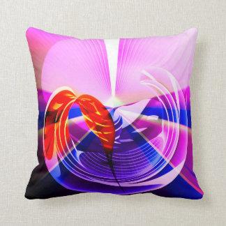 FINCHES in LILAC SUNRISE Cushion