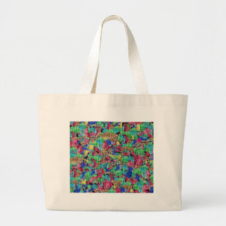Find a bird large tote bag