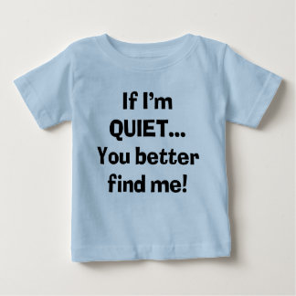 Find Baby Baby T-Shirt