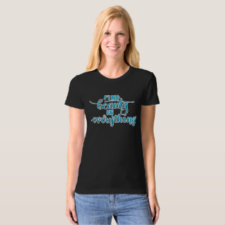 Find Beauty in Everything Organic Tee