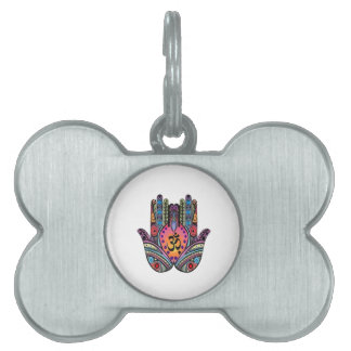FIND INNER PEACE PET ID TAG