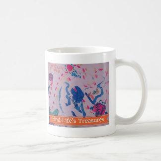 Find Life's Treasures Mug