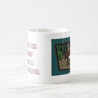Find the Beef-Mug Basic White Mug