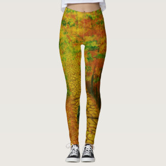 'Find the Cat' Leggings