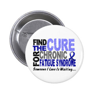 Find The Cure CFS Chronic Fatigue Syndrome Pins