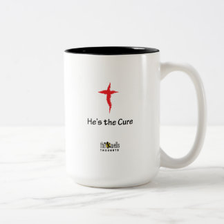 Find the Cure Thinkwells Mug