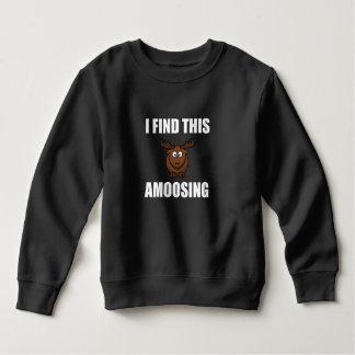 Find This Amoosing Moose Sweatshirt