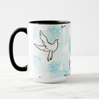 Find your own wings mug