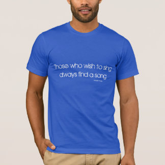 Find Your Song T-Shirt