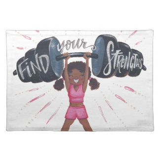 find your strengths_no background placemat