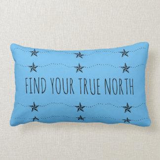 Find Your True North Lumbar Cushion