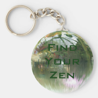 Find Your Zen keychain