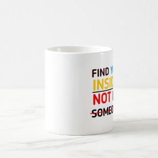 Find yourself Mug