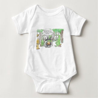 Finding a Surprise Baby Bodysuit