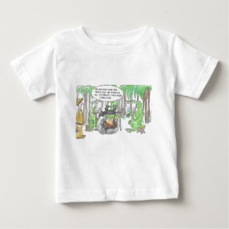 Finding a Surprise Baby T-Shirt