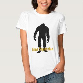 Finding Bigfoot - BFRO Gone Squatchin Shirts