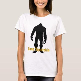 Finding Bigfoot - BFRO Gone Squatchin T-Shirt